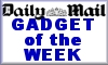 MouseBean® Hand Rest is Daily Mail's Gadget of the Week